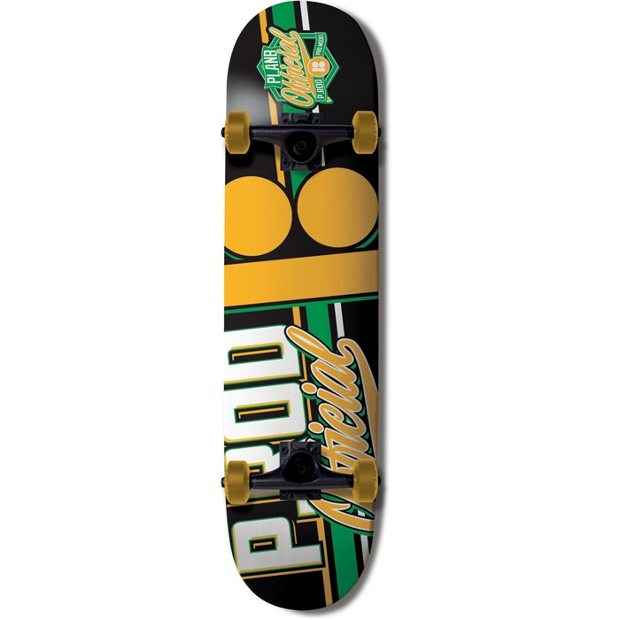Plan B - Paul Rodriguez Skewed Mini Skateboard Complete - Kid's