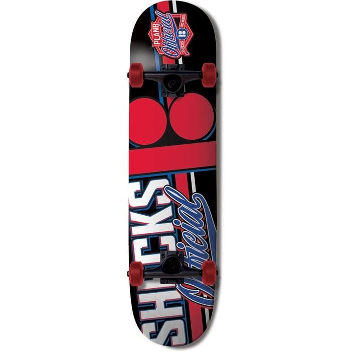 Plan B Ryan Sheckler Skewed Mini Skateboard Complete - Kid ...