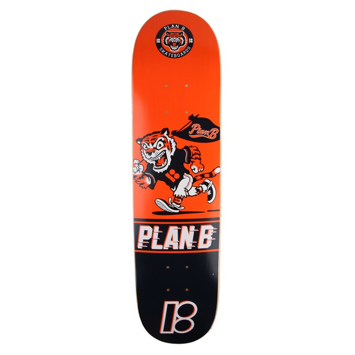 Plan B - Plan B Tiger Mini 7.3 Skateboard Deck - Kid's