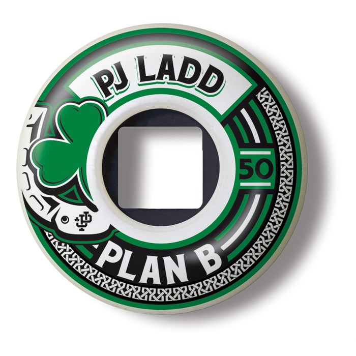 Plan B - PJ Ladd Crest 2.0 101a Skateboard Wheels