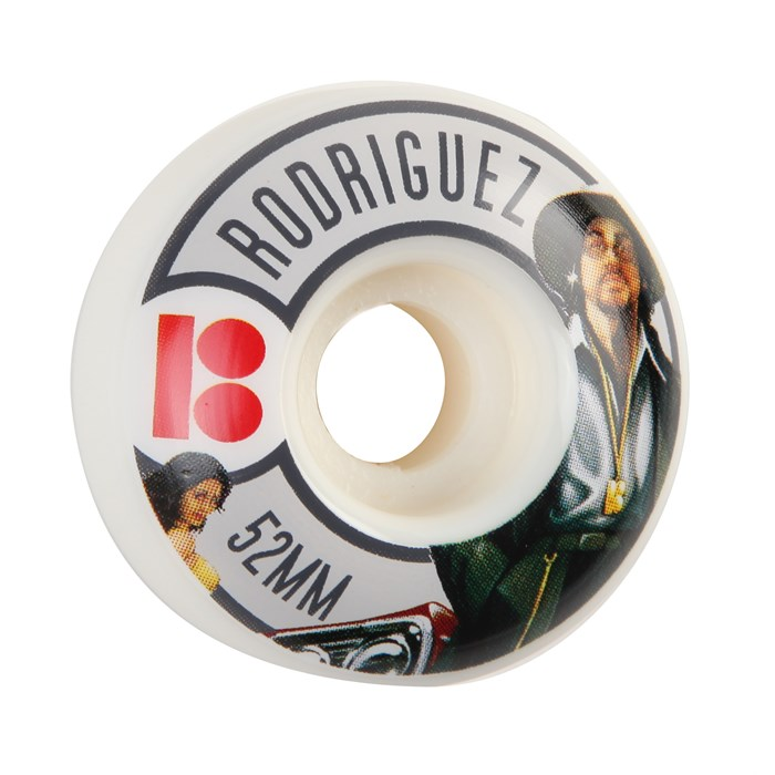 Plan B - Rodriguez Action Flicks Skateboard Wheels