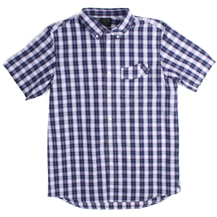 Oakley - Zipload Short-Sleeve Button-Down Shirt