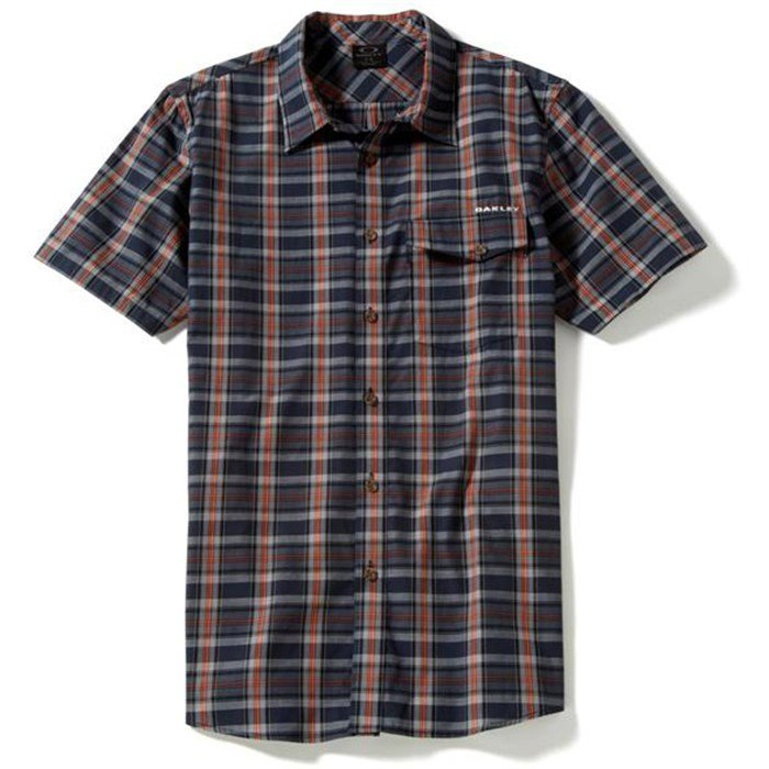 Oakley - Transfused Short-Sleeve Button-Down Shirt