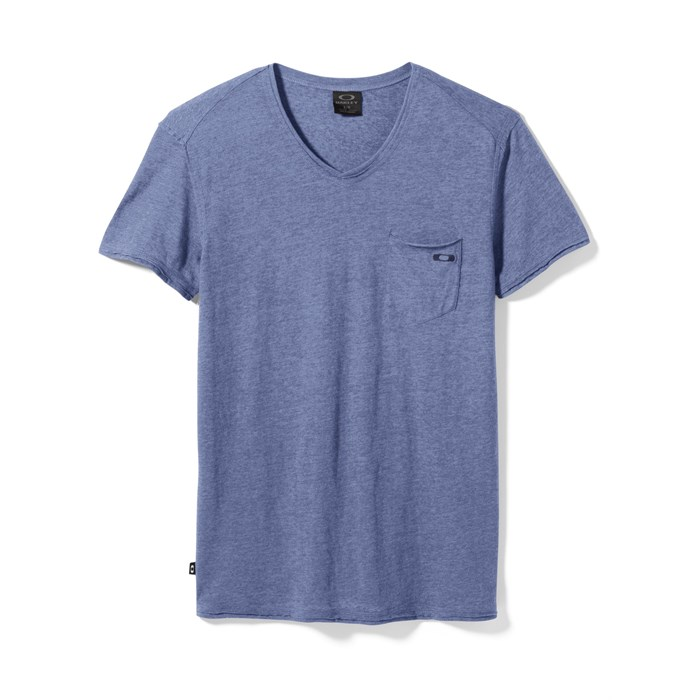 Oakley - Daily Tides V-Neck T-Shirt