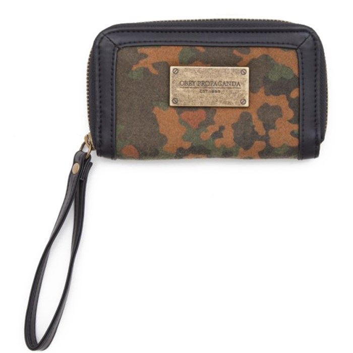 Obey Clothing - Berlin Smartphone Wallet