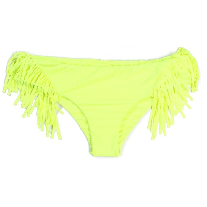 Billabong - Suzanne Fringe Bikini Bottom - Women's