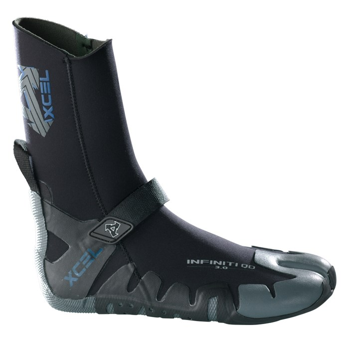XCEL Infiniti 3 mm Split Toe Boots