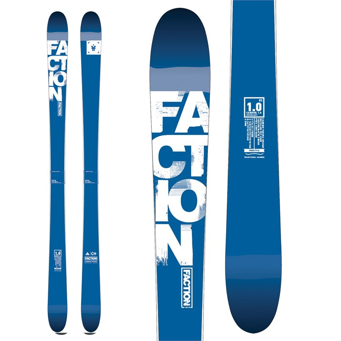 Faction - Candide 1.0 Skis 2014
