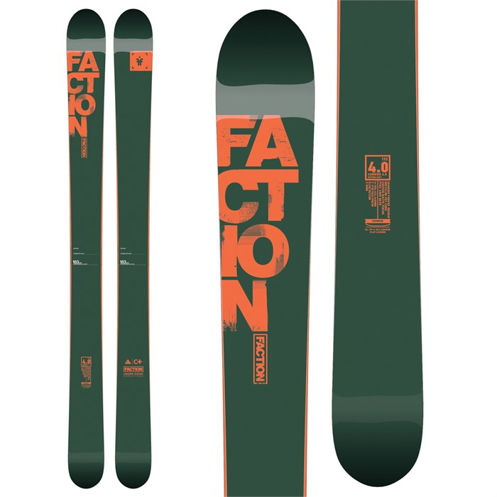 Faction - Candide 4.0 Skis 2014