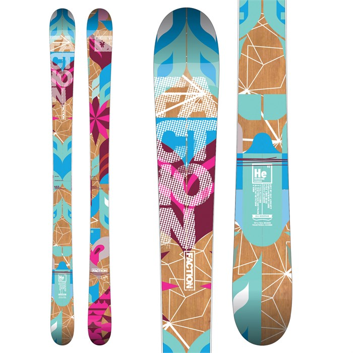 Faction - Heroine Skis - Women's 2014