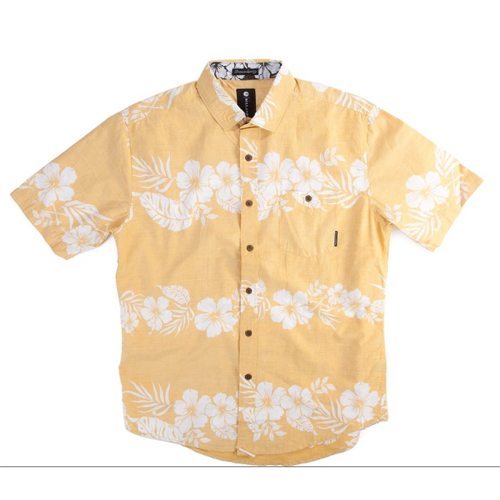 Billabong - Aloha Brudda Short-Sleeve Button-Down Shirt