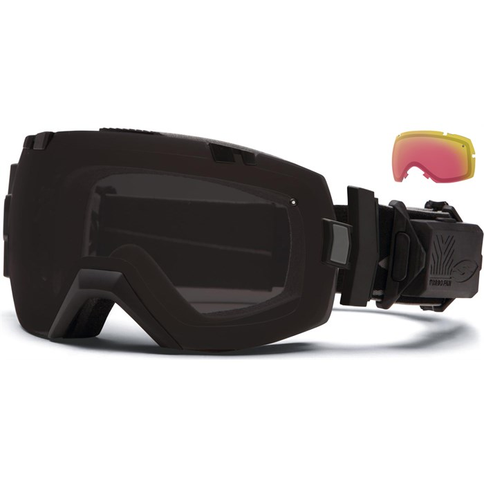 Smith I Ox Elite Turbo Fan Goggles Evo