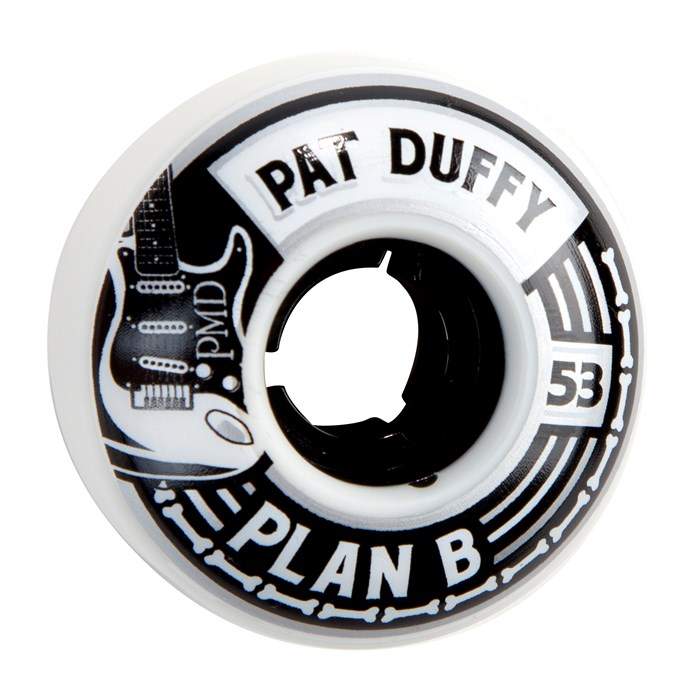 Plan B - Pat Duffy Crest 2.0 101a Skateboard Wheels