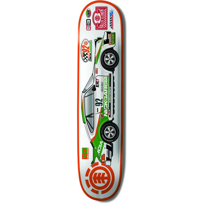 Element - Garcia Whips 8.375 Skateboard Deck