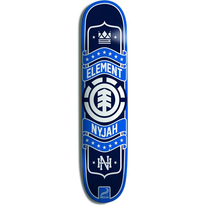 Element - Nyjah Banner Skateboard Deck