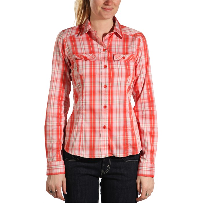 Arc'teryx - Melodie Long-Sleeve Button-Down Shirt - Women's