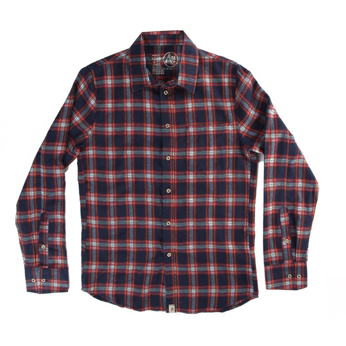 Altamont - Waster Long-Sleeve Button-Down Shirt