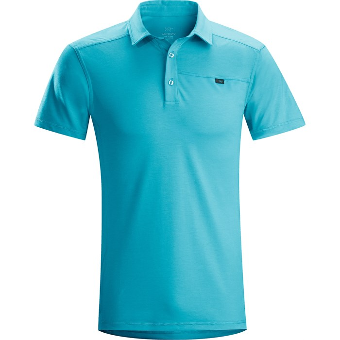 Arc'teryx - Captive Polo Short-Sleeve Top