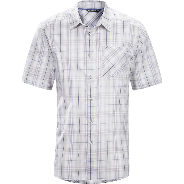 Arc'teryx - Pathline Short-Sleeve Button-Down Shirt