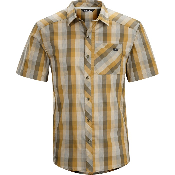 Arc'teryx - Arc'teryx Peakline Short-Sleeve Button-Down Shirt