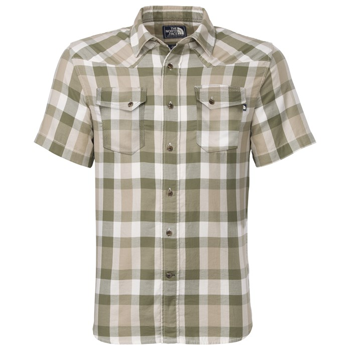 The North Face - Gardello Short-Sleeve Button-Down Shirt