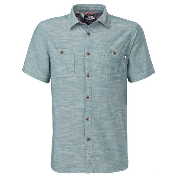 The North Face - Hollow Ridge Short-Sleeve Button-Down Shirt