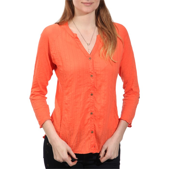 The North Face - 3/4 Sleeve De Hara Shirt - Women's