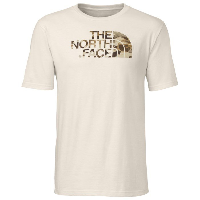 The North Face - Water Camo Logo T-Shirt