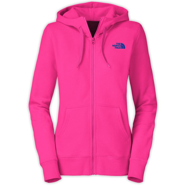 The North Face - EMB Logo Full Zip Hoodie - Women's