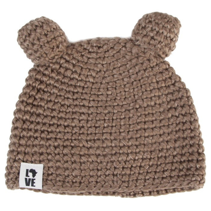 Krochet Kids - the Teddy Beanie - Kid's