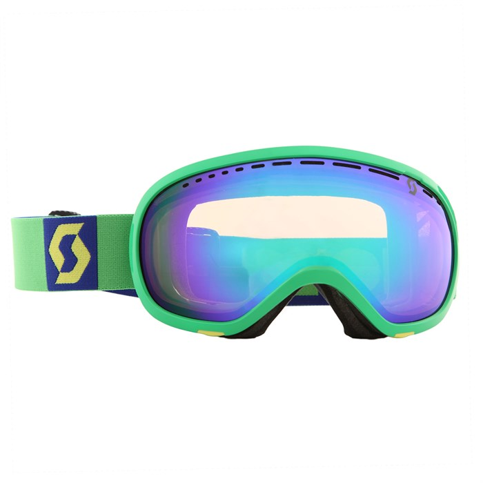 Scott - Off Grid Goggles