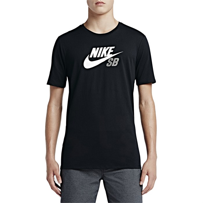 Nike SB - SB Dri-Fit Icon Logo T-Shirt