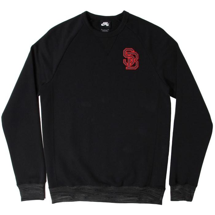 Nike SB - Woodgrain Crew Sweatshirt