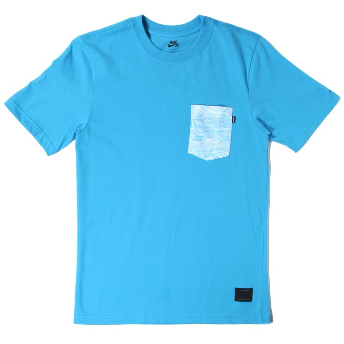 Nike SB - Woodgrain Pocket T-Shirt