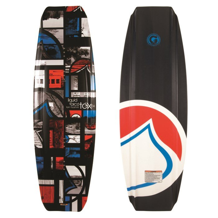 Liquid Force - Tex Wakeboard - Blem 2013