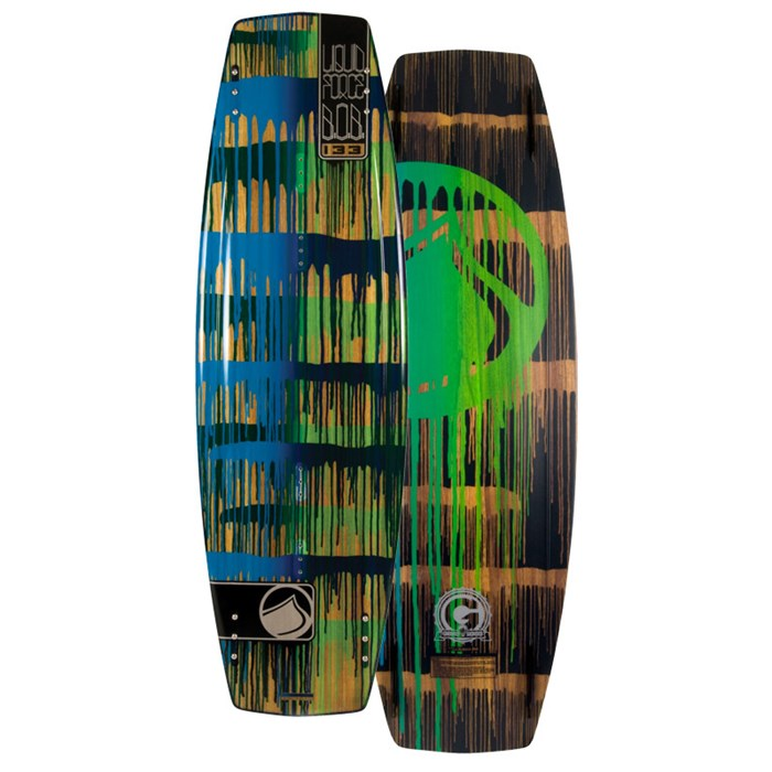 Liquid Force - B.O.B. Grind Wakeboard 2013