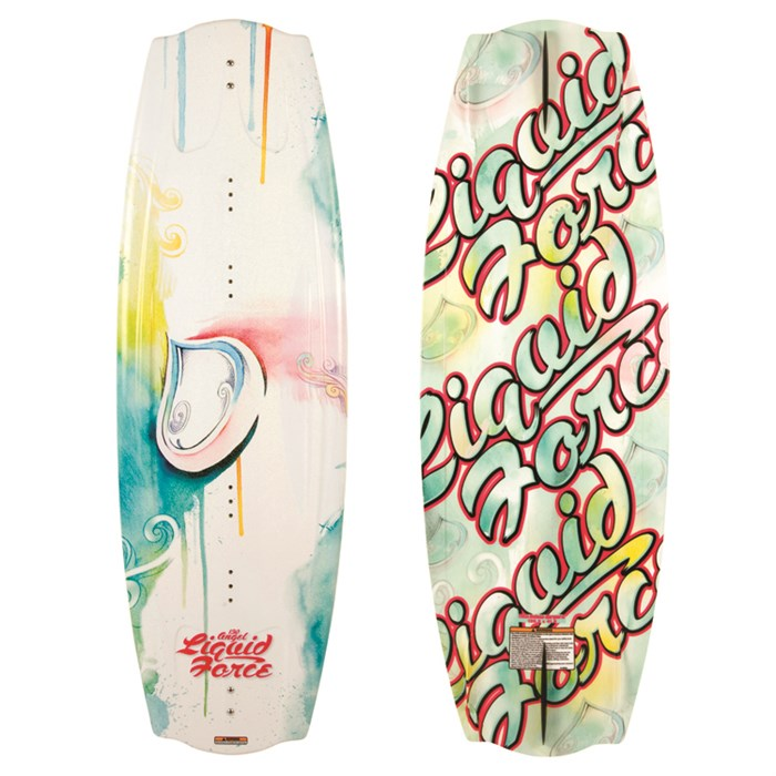 Liquid Force - Angel Wakeboard - Blem - Women's 2013