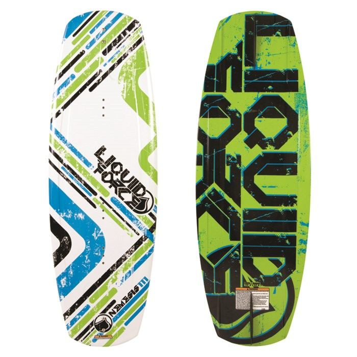 Liquid Force - Nemesis Wakeboard - Blem - Boy's 2013