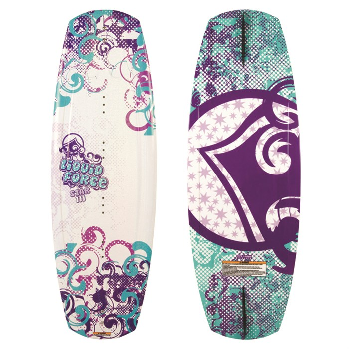 Liquid Force - Star Wakeboard - Blem - Girl's 2013