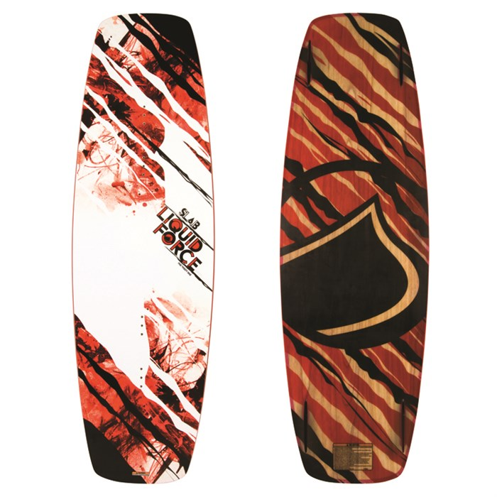 Liquid Force - Liquid Force Slab Wakeboard - Blem 2013