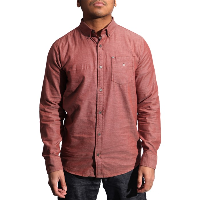 DC - Arcane Long-Sleeve Button-Down Shirt