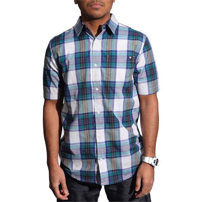 DC - Arcade Short-Sleeve Button-Down Shirt