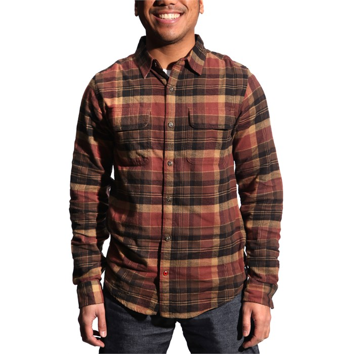 Vans - Dirtball Flannel Button-Down Shirt