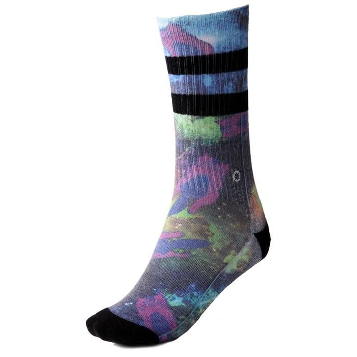 Stance - Galactacat Crew Socks - Women's