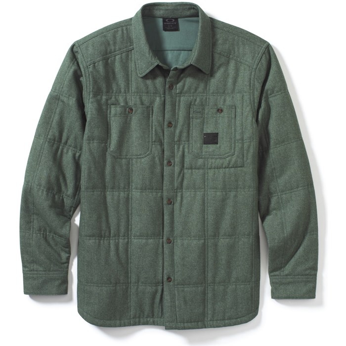 Oakley - Johnston Long-Sleeve Button-Down Shirt