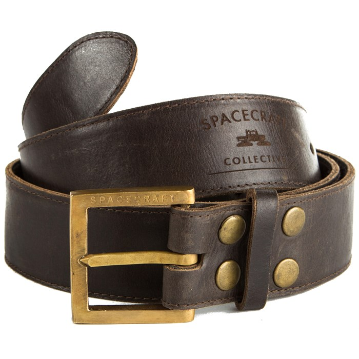 Spacecraft - Leather Belt
