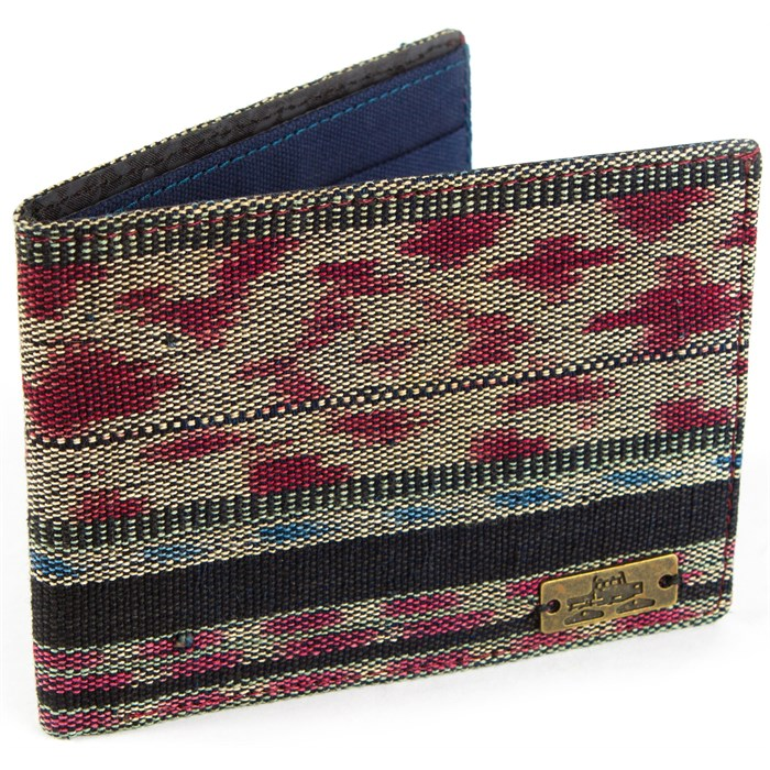 Spacecraft - Ikat Wallet