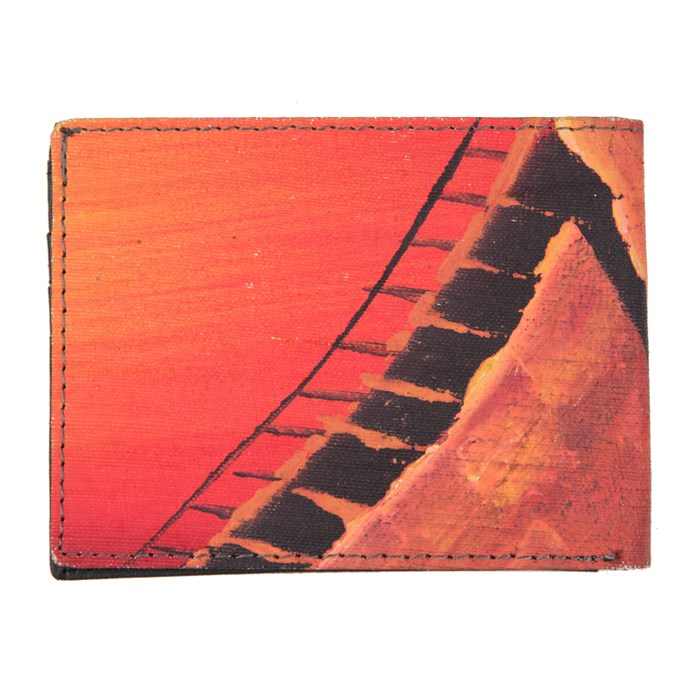 Spacecraft - Bob Ross Wallet