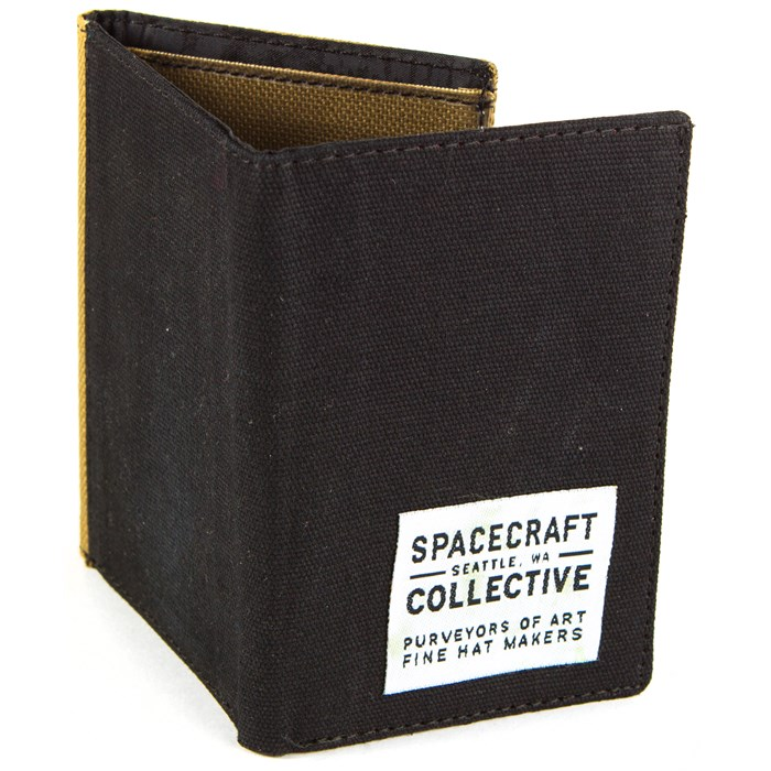 Spacecraft - Tarp Wallet