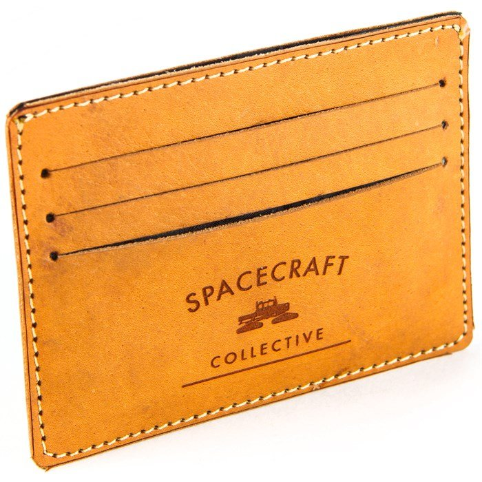 Spacecraft - Spacecraft Contour Wallet